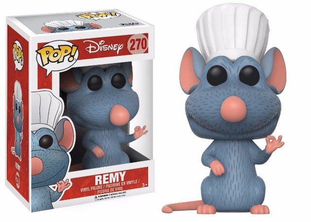 POP! Funko Disney: Ratatouille - Remy # 270
