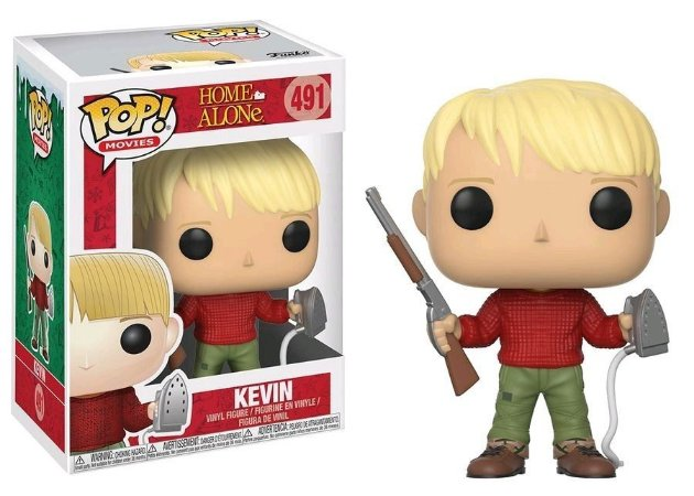 Pop! Funko Movies: Home Alone | Esqueceram de Mim - Kevin # 491