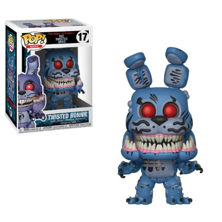 POP! Funko FNAF- Twisted Bonnie # 17