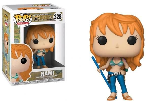 POP! Funko One Piece: Nami # 328