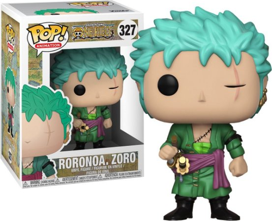 POP! Funko One Piece: Zoro # 327
