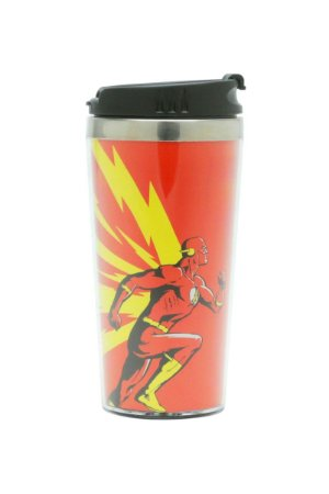 Copo Térmico 500ml The Flash - DC Comics Oficial