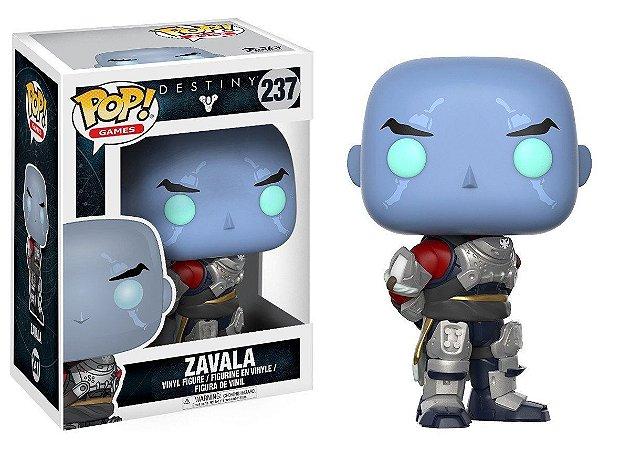 POP! Funko Games: Destiny - Zavala #237