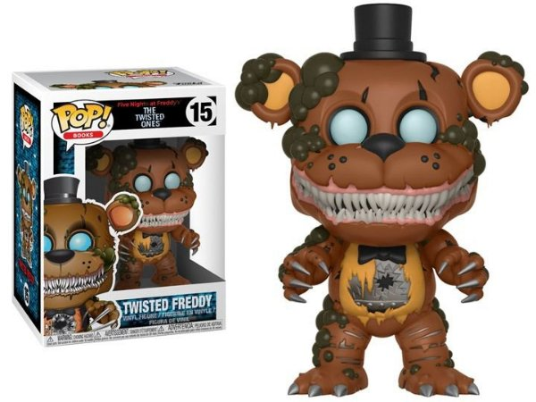POP! Funko FNAF The Twisted Ones: Twisted Freddy # 15