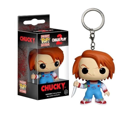 Chaveiro Pocket POP! Funko Chucky