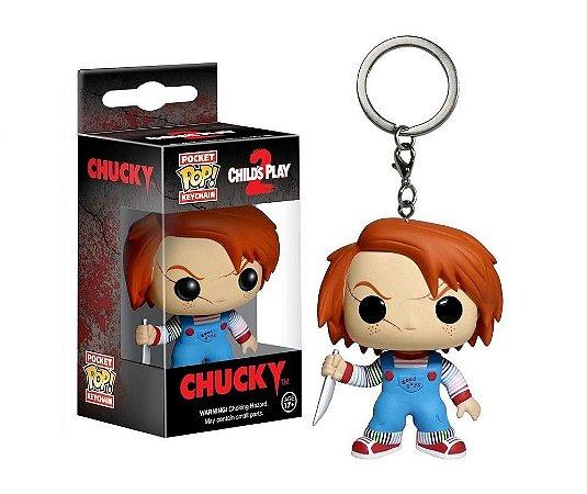 Chaveiro Pocket POP! Funko Chucky