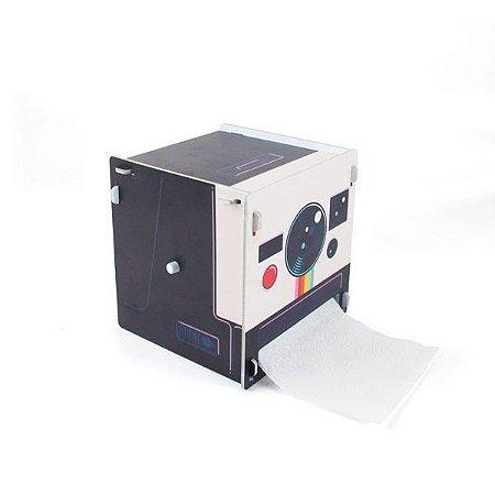 Porta Papel Higienico Formato Polaroide