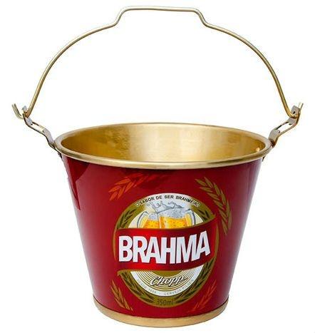 Balde de Gelo para Cerveja Brahma - Licenciado