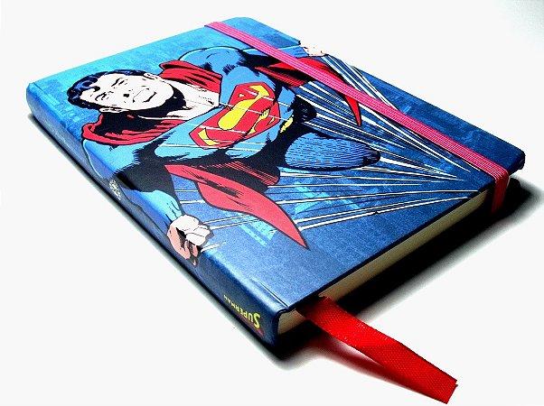 Caderneta DC Comics Super Homem