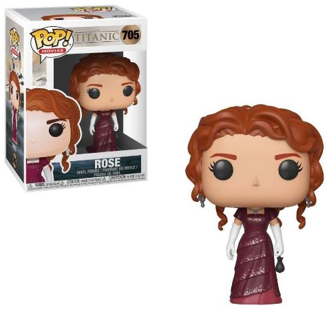 POP! Funko Movies: Titanic - Rose # 705