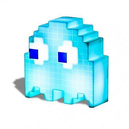 Luminária Dançante 16 Cores Fantasminha Azul - Inky