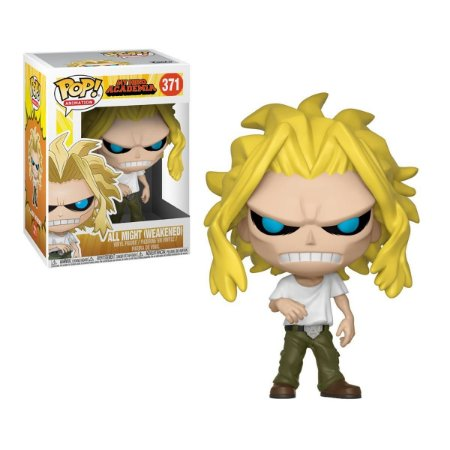 POP! Funko My Hero Academia - All Might (Weakened) # 371