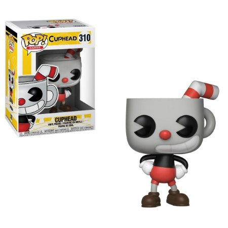 POP! Funko Games Cuphead # 310
