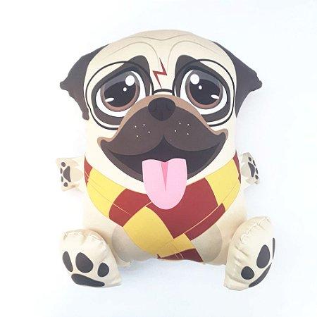 Almofada CuboArk Pug Potter