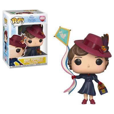 POP! Funko Mary Poppins: Mary with Kite #468