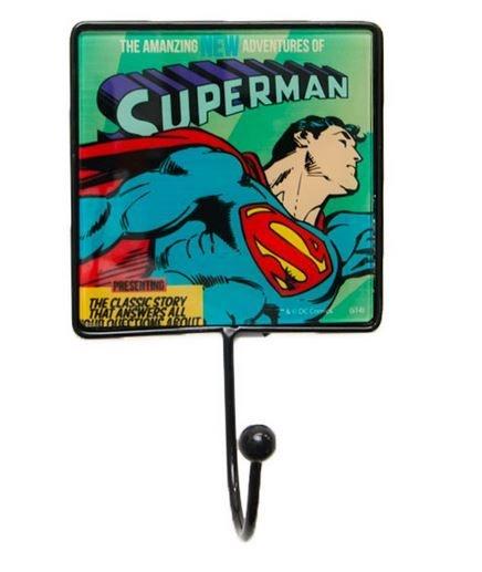 Cabideiro Vidro Super Homem - DC Comics