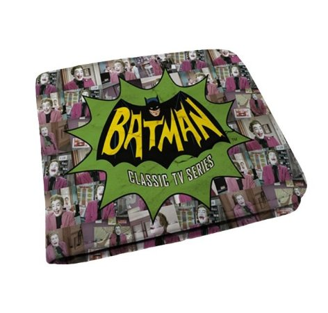 Carteira Coringa - Batman 1966 Classic TV Series