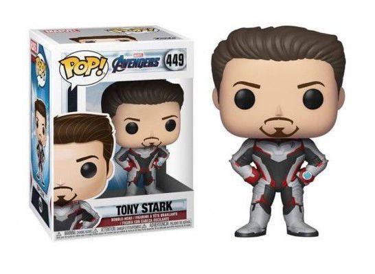 Pop! Funko Marvel End Game | Ultimato - Tony Stark # 449