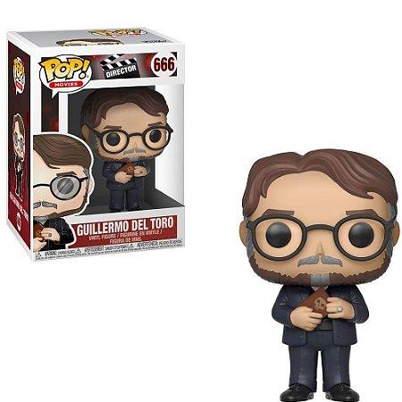 POP! Funko Director Guillermo Del Toro # 666