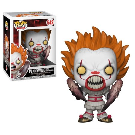 POP! Funko IT: Pennywise Spider Legs # 542