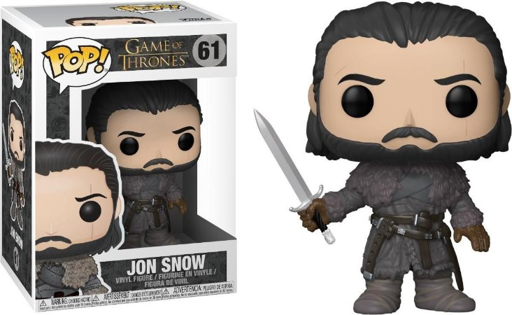 POP! Funko: Game of Thrones - Jon Snow # 61
