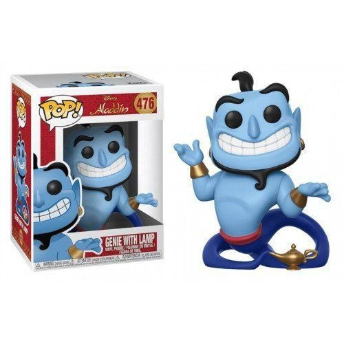 POP! Funko Disney Aladdin: Gênio com a Lâmpada # 476