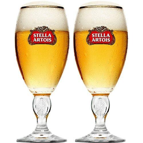 Conjunto 2 Taças Stella Artois 250ml