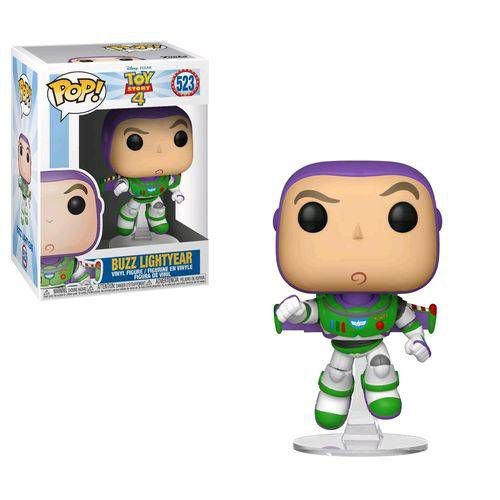 POP! Funko Disney: Toy Story 4 - Buzz Lightyear # 523