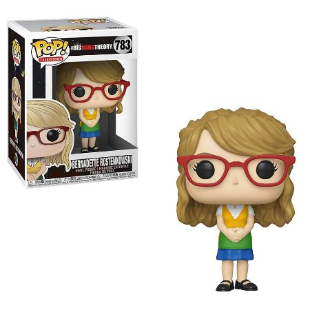 POP! Funko Big Bang Theory Bernadette Rostenkowski # 783