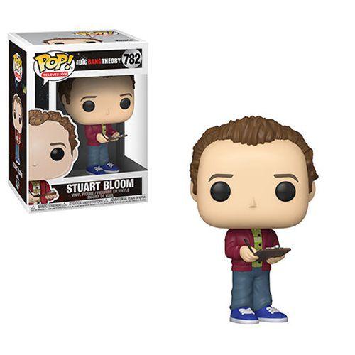 POP! Funko Big Bang Theory Stuart Bloom #782