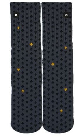 Meia Classic Black - ItSox