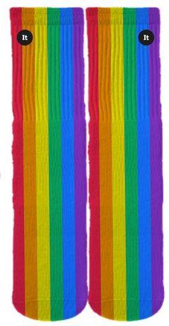 Meia Pride Listrado - ItSox