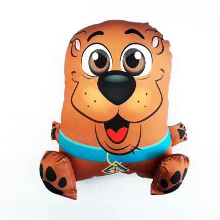 Almofada CuboArk 3D Scooby
