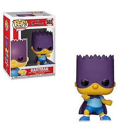 Boneco POP! Funko Simpson Bartman # 503