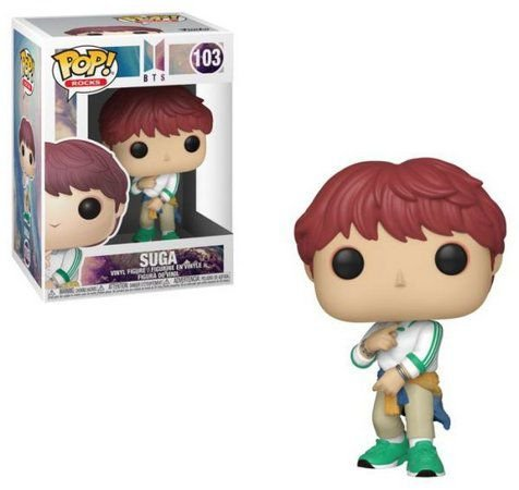 POP! Funko Rocks: BTS Suga # 103