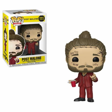 POP! Funko Rocks: Post Malone # 111
