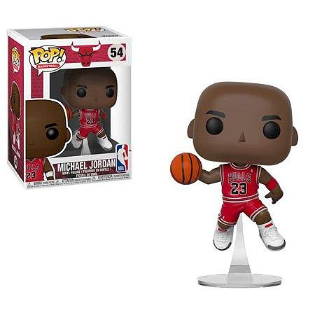 Boneco POP! Funko Michael Jordan #54