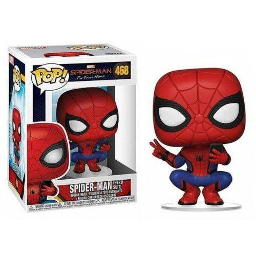 POP! Funko Marvel: Spider-Man Hero Suit # 468