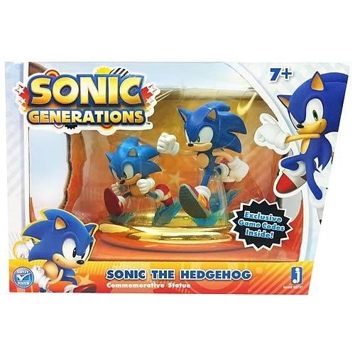 Estátua Comemorativa Sonic Generations