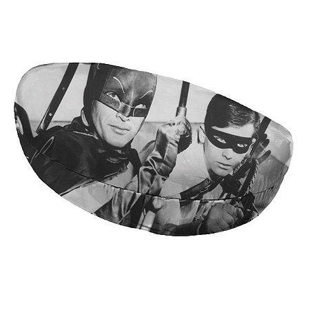 Porta Óculos Batman e Robin 1966