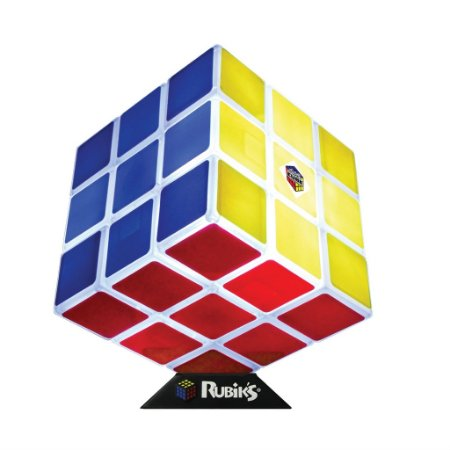 Luminária Cubo Mágico Rubik´s Cube