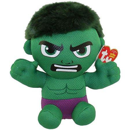 TY Beanie Babies - Hulk