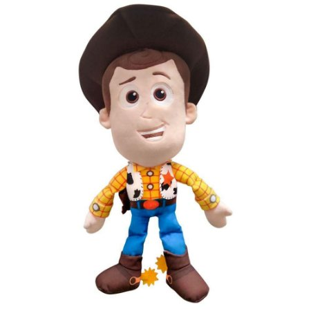 Disney - Pelúcia Toy Story Woody