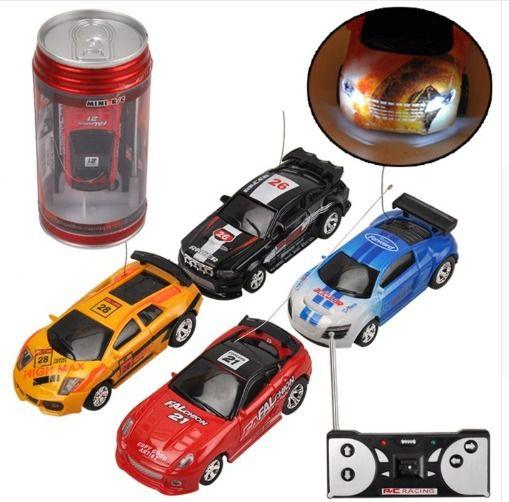 Lata Racing - Carrinho Controle Remoto Cores Variadas