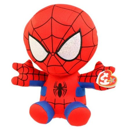 TY Beanie Buddies - Spiderman