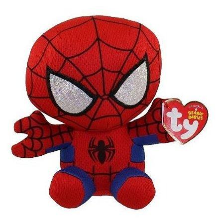 TY Beanie Babies - Homem Aranha