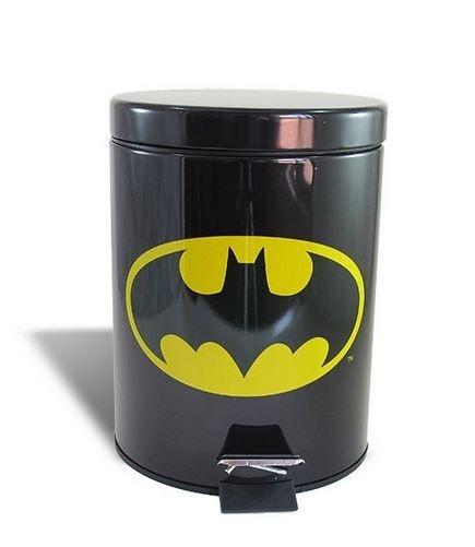 Lixeira de Metal Batman - DC Comics - 5 Litros