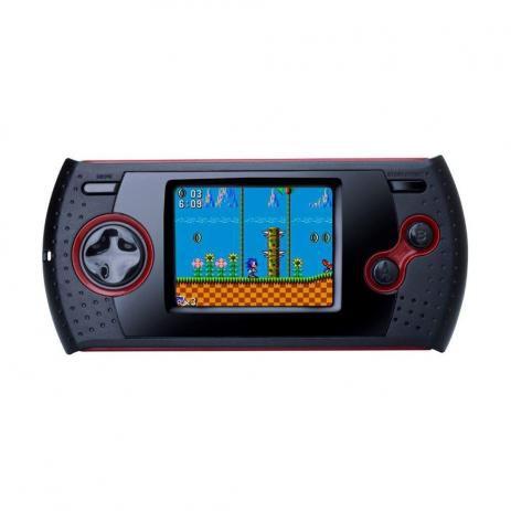Video Game Master System Portatil 40 Jogos Tela e Plug & Play