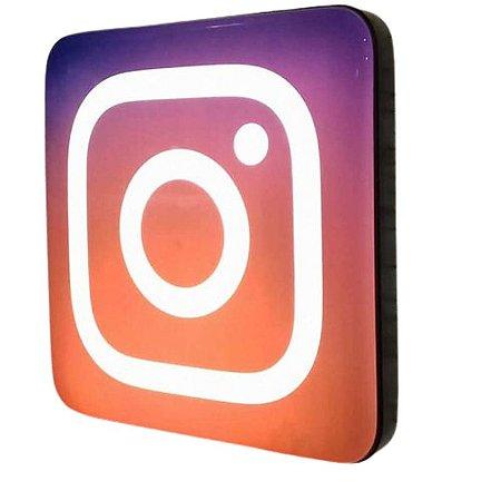 Luminoso de Parede Instagram 40cm