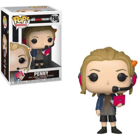 POP! Funko Big Bang Theory Penny # 780